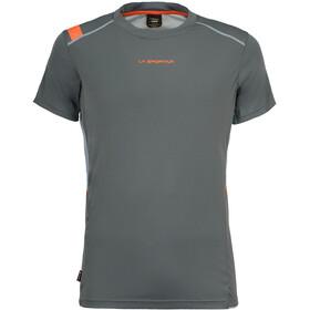 La Sportiva Blitz - T-shirt course à pied Homme - gris